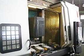 立型マシニングセンター VERTICAL CENTER NEXUS 410B(MAZAK製)